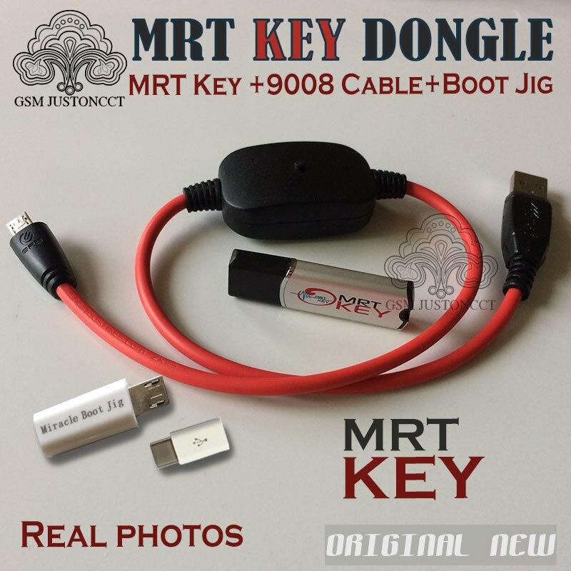 2019 nouveau Original MRT clé dongle + GPG xiaomi9008 câble + Miracle démarrage gabarit livraison gratuite