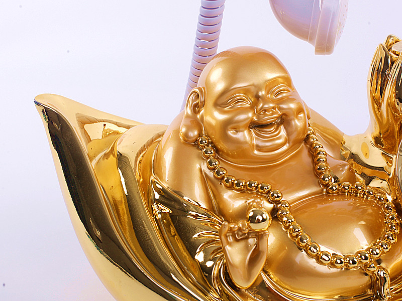 The Buddha of high-grade antique telephone landline telephone retro fashion antique garden household fixed telephone