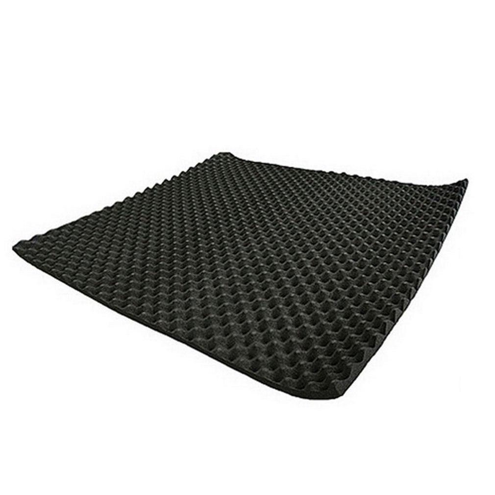Universal Design Portable Automobile Car Sound Deadener Noise Insulation Acoustic Dampening Foam Subwoofer Mat