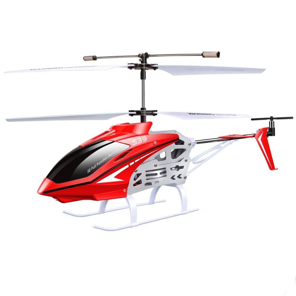 KIDAMI 3 canaux télécommande hélicoptère vis LED lumières Ultra-longue Distance contrôle pour enfants Collection cadeaux volants