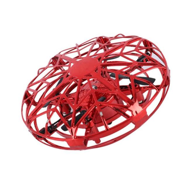 3 Colors Drone UFO Flying Ball Toys for Children RC Mini Drone Induction Aircraft Helicopter Micro Quadrocopter Indoor/Outdoor