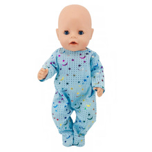 18-inch Doll Pajamas-Fashioh Clothes for My Little Baby-18 doll Outfit-Toys fits Girls best Gifts