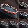 Nandudu new fahion zircon bracelet classic tennis bracelet lady wedding Gift jewelry B462B535B536B631B894B895