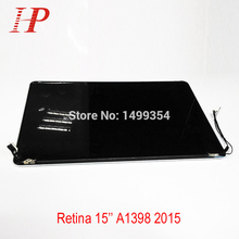 """100% New Original Early 2015 Year 15.4"""" Retina A1398 LCD LED Screen For Macbook Pro A1398 LCD Screen Assembly 2880×1800"""