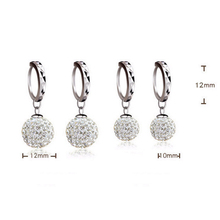 Women's Silver Plated Earrings