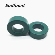 1 шт. Mn-Zn зеленый ферритовый магнитный кольцо 38*22*15 мм анти-помех сердечник трансформатора индуктивный