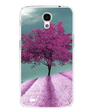 Painted Kasus Untuk Samsung Galaxy Mega 63 I9200 9200 Klasik Cetak Cinta Anda Bir Bulan Lucu Littel Gadis Telepon Cover Shell Di Setengah Dibungkus