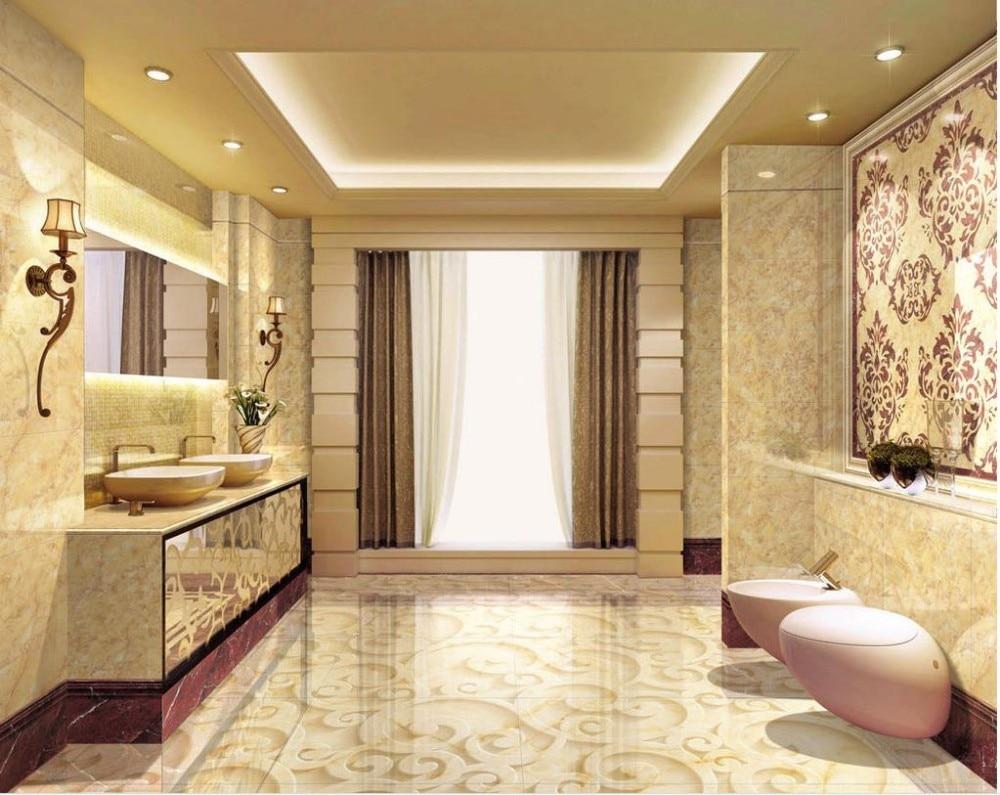 Wunderschön Moderner Bodenbelag Dekoration Von Romantische Und Warm 3d Boden Wandbild Tapete