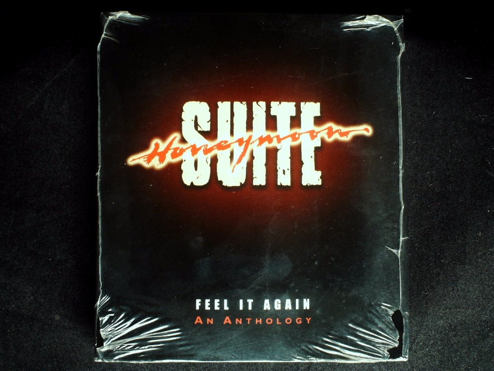 """Honeymoon Suite - Feel It Again: An Anthology 2CD SEALED an anthology of modern french poetry 1850a€""""1950"""