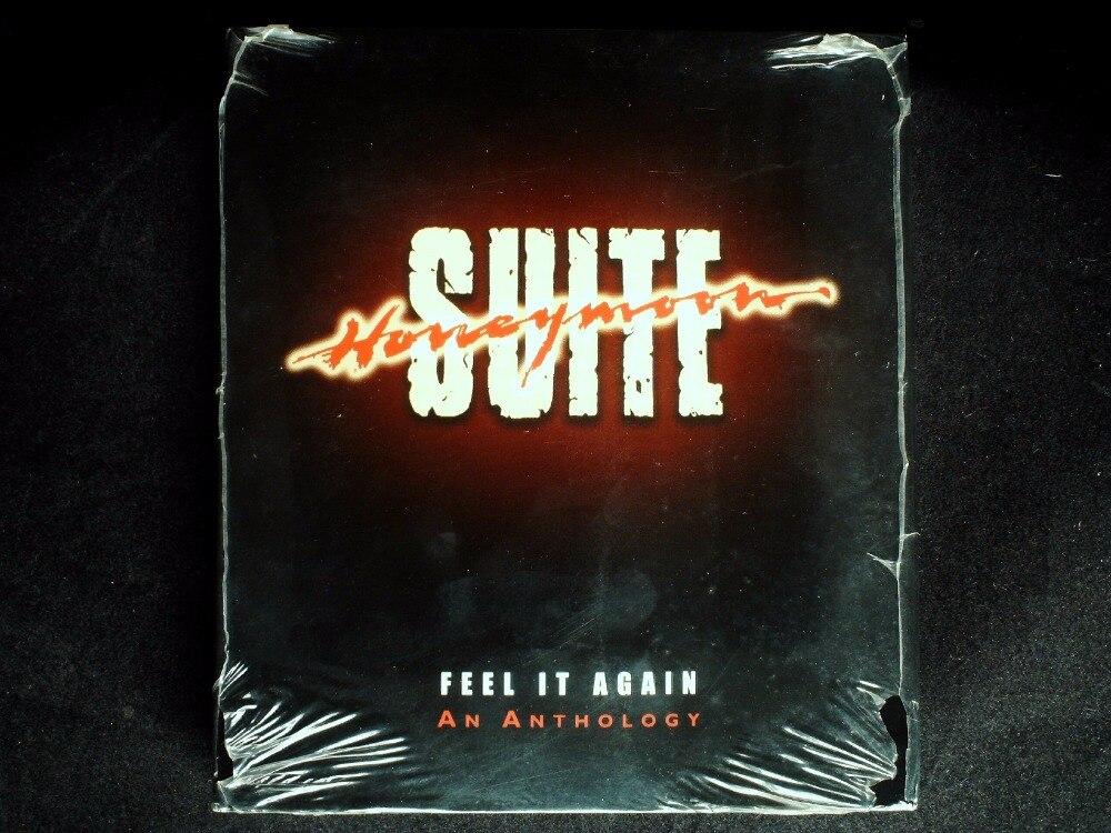 Honeymoon Suite - Feel It Again: An Anthology 2CD SEALED feel this lp cd