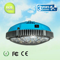 Up Grade UFO 90W LED Plant Grow Light Red 630nm Blue 460nm 8 1 Medical Plants