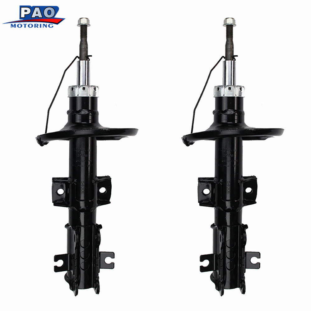2PC New Front Strut Shock Absorber Left&Right For 2001-2009 Volvo-S60 1999-2006 Volvo-S80 2000-2007 Volvo-S70  71485 Suspension front right lower control arm fits for nissan x trail t30 2001 2007 54500 8h310