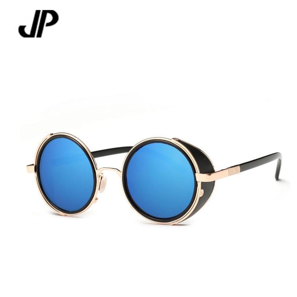 0068718c6f2 JP Brand sunglasses women Metal Frame sun glasses vintage Design glasses  round glasses oculos de sol feminino gafas de sol UV400