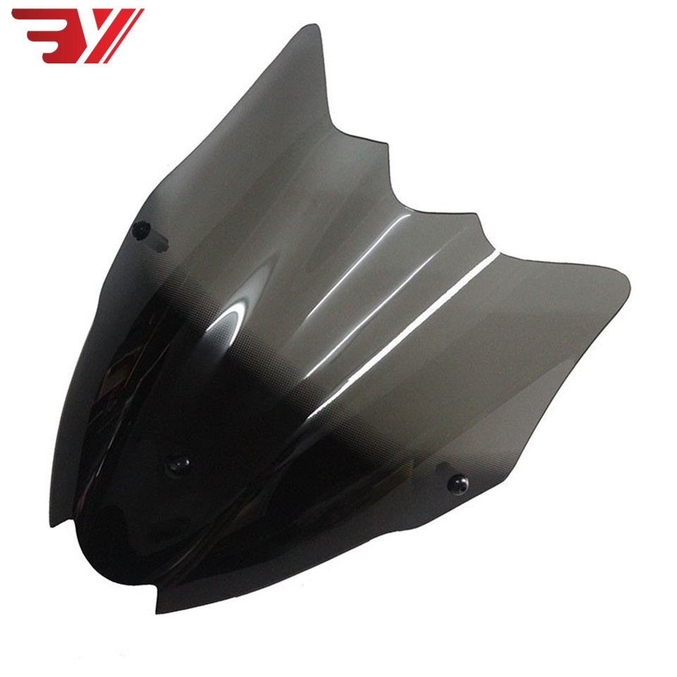 Motorcycle Accessories Sports Double Bubble Windshield WindScreen Visor Viser Fits For Sukuzi GSR750 GSR 750 gsr 750 2011 -2016 Motorcycle Accessories Sports Double Bubble Windshield WindScreen Visor Viser Fits For Sukuzi GSR750 GSR 750 gsr 750 2011 -2016