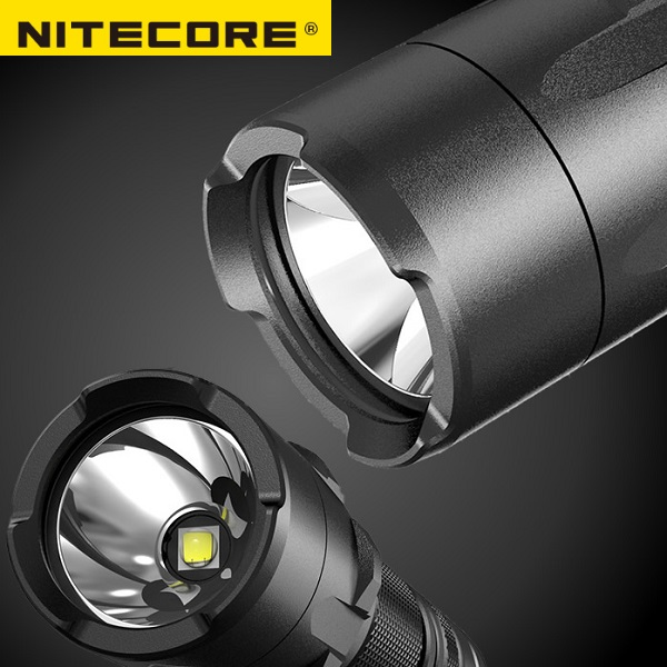 Image 3 - NITECORE P20 800LM Strobe Ready Tactical Flashlight Waterproof 18650 Outdoor Camping Hunting Portable Torch Free shipping-in Portable Lighting Accessories from Lights & Lighting