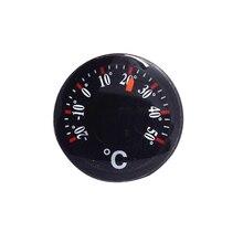 Plastic Round Mini Thermometer for Oven
