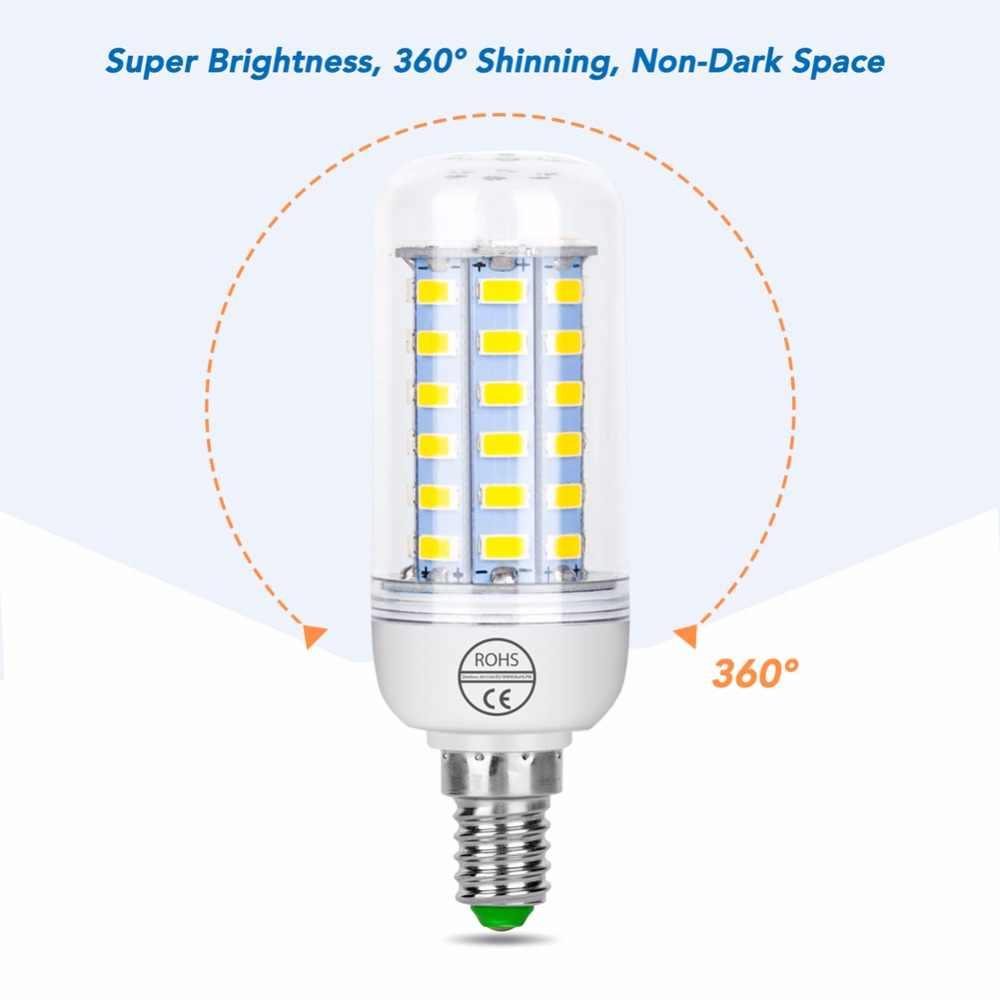 E27 トウモロコシ電球 E14 LED 電球 5 ワットボンビリヤ GU10 LED ランプ G9 220V アンプル B22 3 ワット 7 ワット 9 ワット 12 ワット 15 ワットシャンデリアキャンドル Led ライトホーム