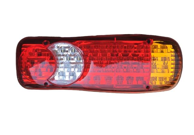 Led Lampen Aanhangwagen : V v auto vrachtwagen vrachtwagen led stop lichten achter
