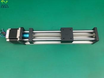 Роботизированный шаровой шар с рукояткой, винтовой линейный направляющий стол привод для ЧПУ 500 мм XYZ motion module запчасти моторизованный маршр