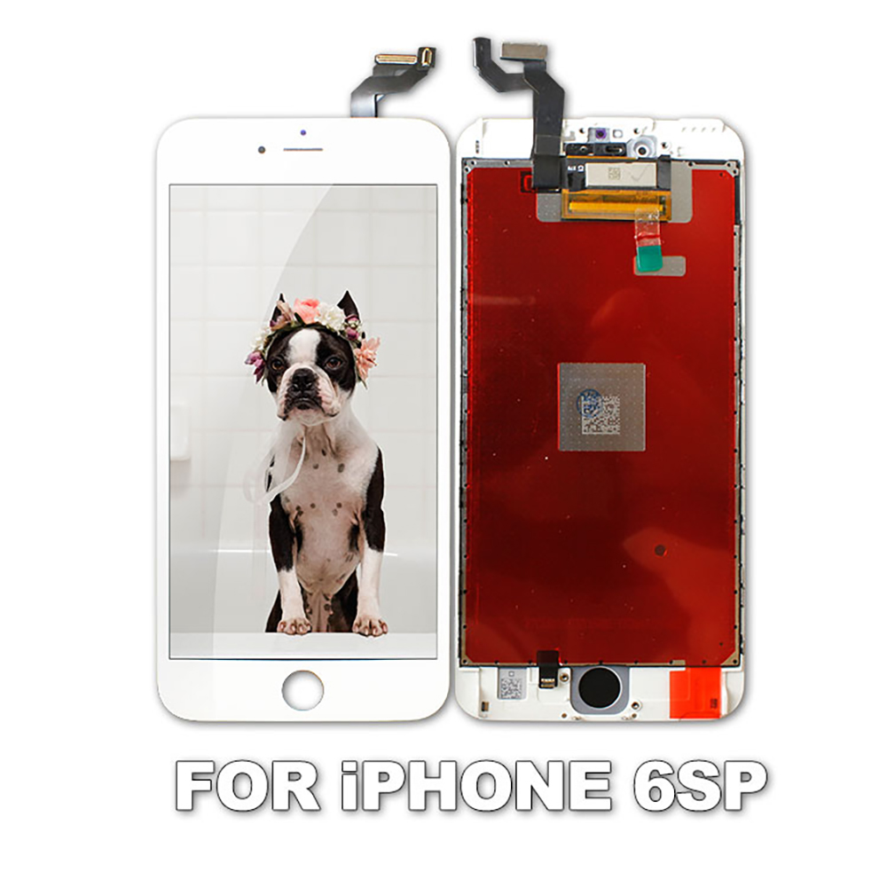 White&Black Lifetime Assurance AAAAA For iPhone 6S Plus 6S+ 5.5'' LCD Display Touch Screen Digitizer Assembly With 3D Touch-in Mobile Phone LCD Screens from Cellphones & Telecommunications