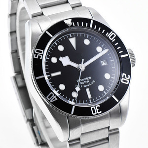Image 4 - 2019 Corgeut למעלה מותג גברים מכאני שעון אוטומטי עמיד למים אופנה יוקרה נירוסטה זכר שעון Relogio Masculino