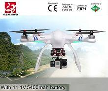 FreeX SkyView 2.4Ghz GPS 4-Axis professional Drone GYRO Auto-Return FPV RC Quadricopter UFO helicopter VS QR X350 DJI Phantom 2
