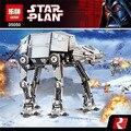 Бесплатная Доставка Совместимость Legoes Star Wars Фигурки AT-AT 10178 Строительные Блоки Модель Игрушки Для Детей Лепин 05050 Подарки На День Рождения