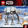 Envío Libre Compatible Legoes Star Wars AT-AT 10178 Bloques de Construcción de Figuras Modelo Juguetes Para Niños Lepin 05050 Regalos de Cumpleaños