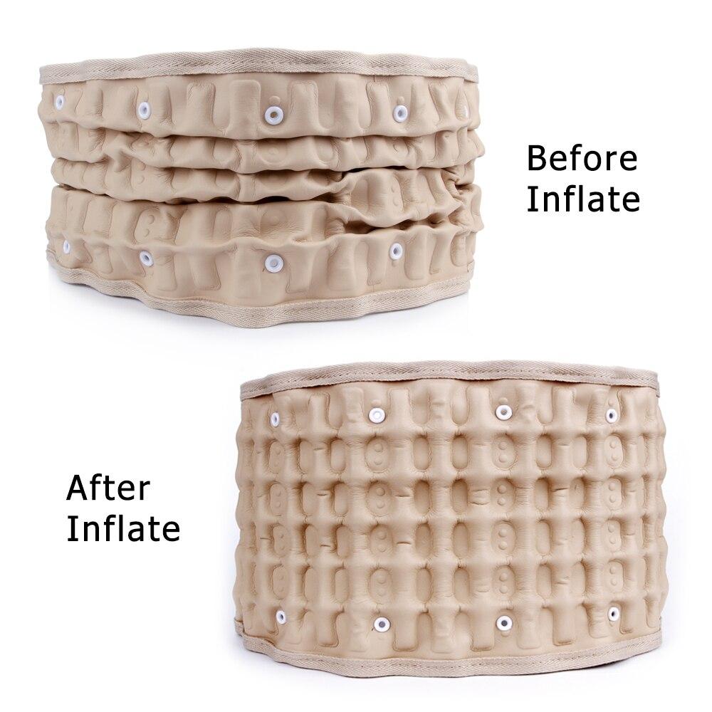 Brace Support Bälte Care Physio Decompression Back Relief Waist - Sjukvård - Foto 2