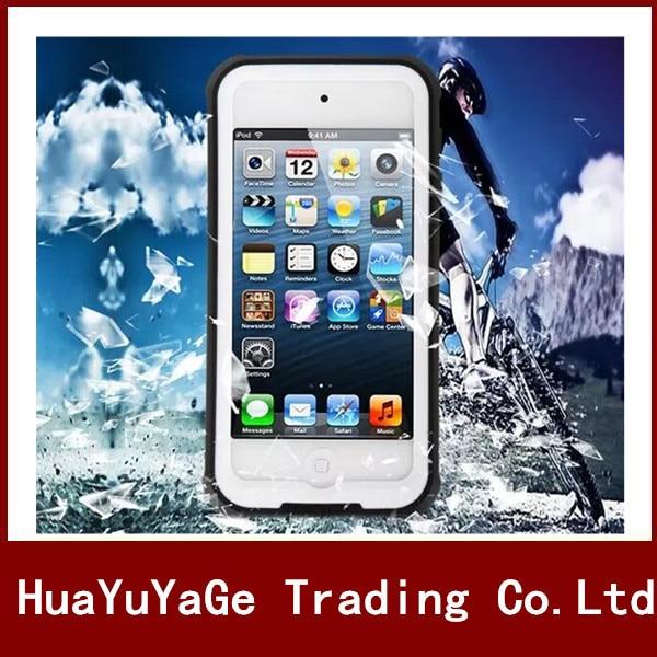 bilder für Phone cases Ursprüngliche Redpepper stoßfest wasserdicht Standplatz fall mit Kickstand für Apple iPod Touch 6 Touch 5