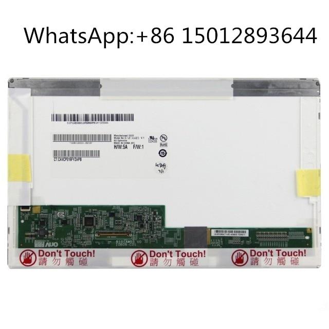 Original Brand LTN101NT02NT06 N101L6 L02 01 LP101WSA B101AW03 V 0 For Acer Aspire one D150 NAV50