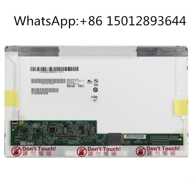 Original Brand LTN101NT02NT06 N101L6-L02/01 LP101WSA B101AW03 V.0 For Acer Aspire one D150 NAV50 D250 KAV10 KAV60 ZG8 LCD screen
