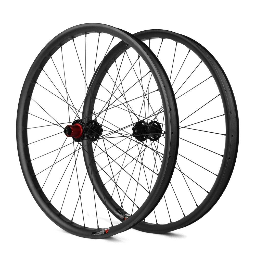 29er Plus Eyelet MTB Carbon Boost Mountain Light Bicycle Wheels Boost-Eyelet-950S mountain bike wheels light bicycle roda mtb 29 carbon rear wheels