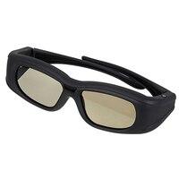 Top Deals Universal 3D Active Shutter Glasses Bluetooth For Sony Panasonic Sharp Toshiba Mitsubishi Samsung 3DTV