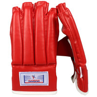 2024B Red Color Adult Male Women Fighting Mma Gloves Luva De Mma