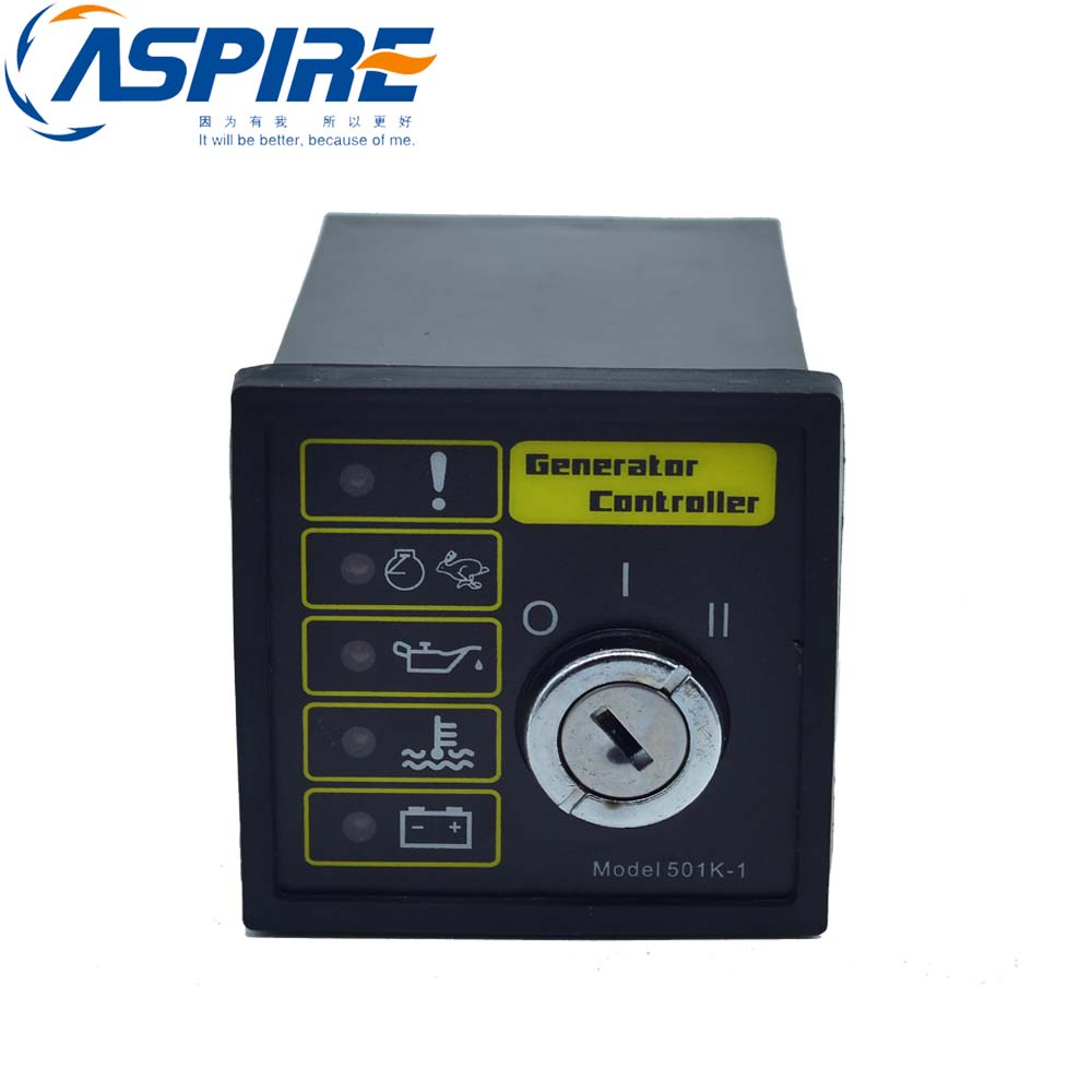 цена на Free Shipping Genset Engine Control Module 501K 2 pcs On Sale Manual Start Modeul 501K