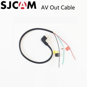 SJCAM Micro USB to AV Out Cabl
