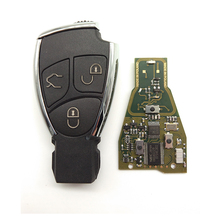 Новый Uncut Smart Remote Key Fob 3 Button 315 МГц/433 МГц для Mercedes-Benz До 2014