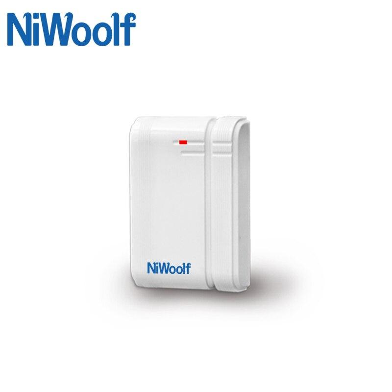 433MHz Wireless Door Window Open Detector Door Sensor For Wifi GSM Home Burglar Alarm System.,