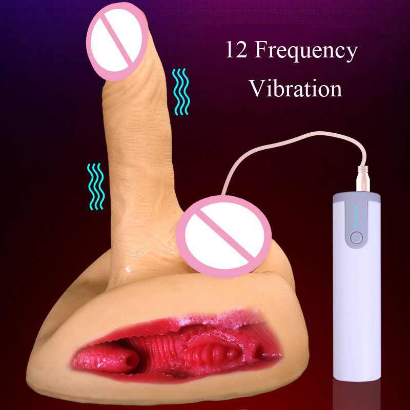soft real big Unisex Masturbator gay <font><b>Sex</b></font> <font><b>Dolls</b></font> vibrator vibrating huge anal <font><b>dildos</b></font> for men gay Lifelike <font><b>doll</b></font> Adults <font><b>sex</b></font> <font><b>toys</b></font> image