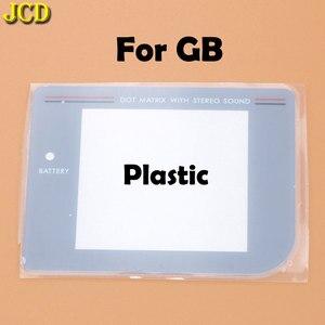 Image 3 - JCD 1Pcs Neue Glas Kunststoff Bildschirm Objektiv abdeckung Für Nintend Gameboy Klassische Für GB Objektiv Protector