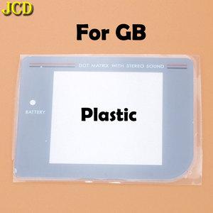 Image 3 - Jcd 1 pcs 새로운 유리 플라스틱 스크린 렌즈 커버 닌텐도 게임 보이 클래식 gb 렌즈 수호자