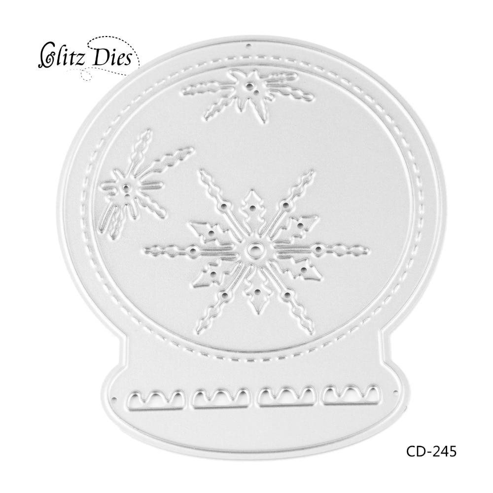 ộ_ộ ༽Espejo patrón copo de nieve diseño Recortes de papel para DIY ...