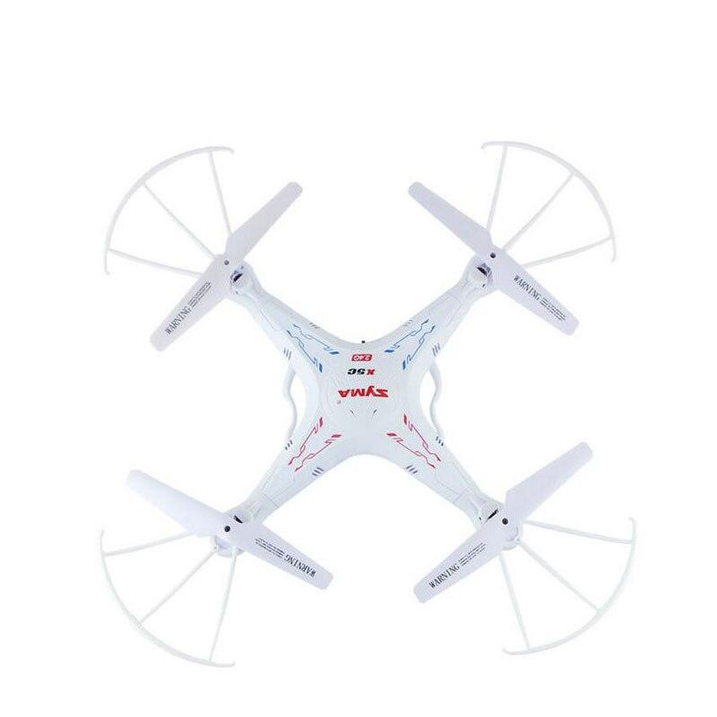 100% Original SYMA X5C RC hélicoptère Drone quadrirotor 2.4 GHz 4CH 6 axes 2MP HD caméra RTF télécommande professionnelle Dron jouets