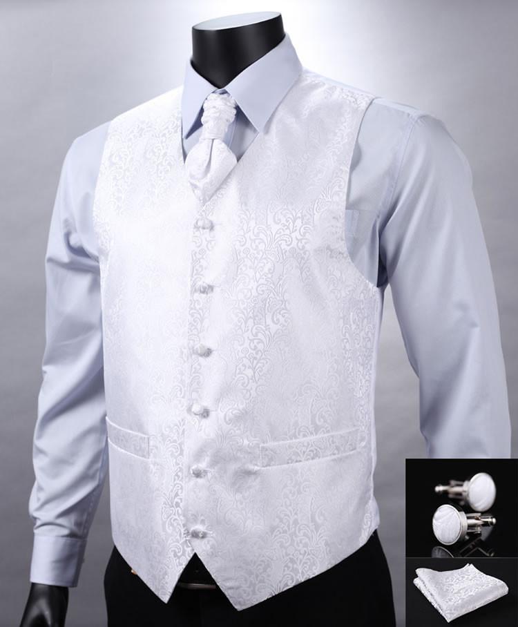 VE04 White Floral