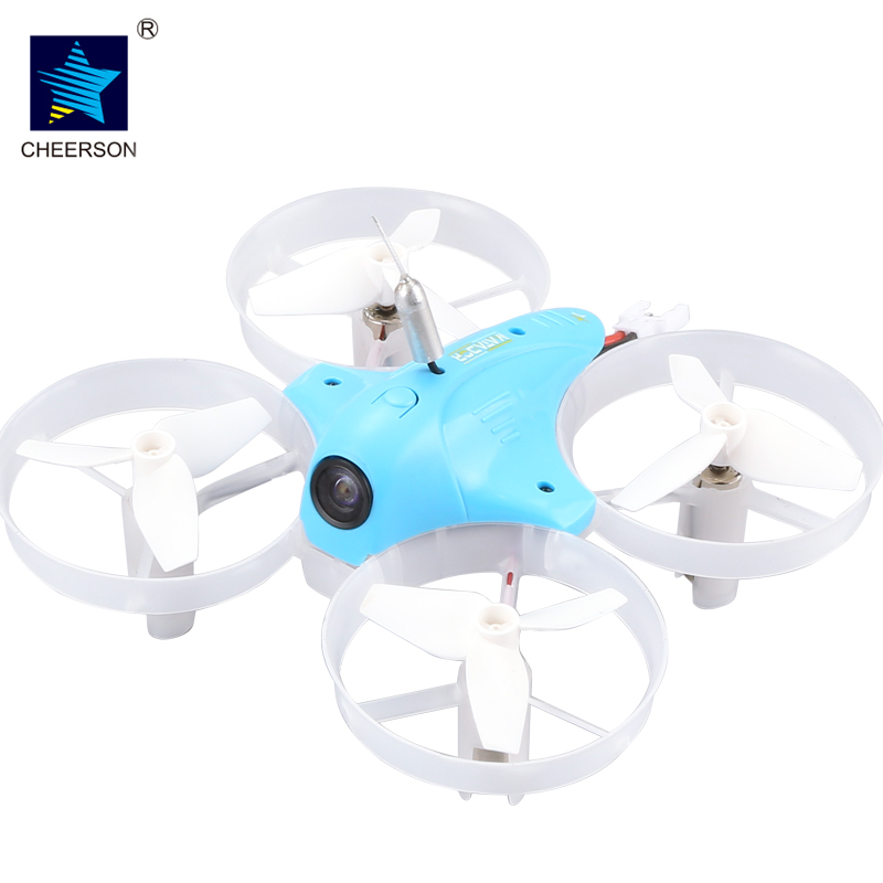 CHEERSON CX-95S CX95S RC Helicopter DIY Mini Through the Machine 80mm FPV Racing Quadcopter BNF Based On F3 Flight Controller drone with camera rc plane qav 250 carbon frame f3 flight controller emax rs2205 2300kv motor fiber mini quadcopter