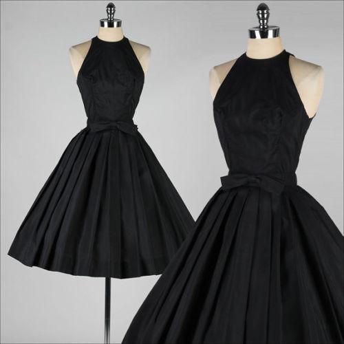 Popular Black Tea Length Bridesmaid Dresses-Buy Cheap Black Tea ...