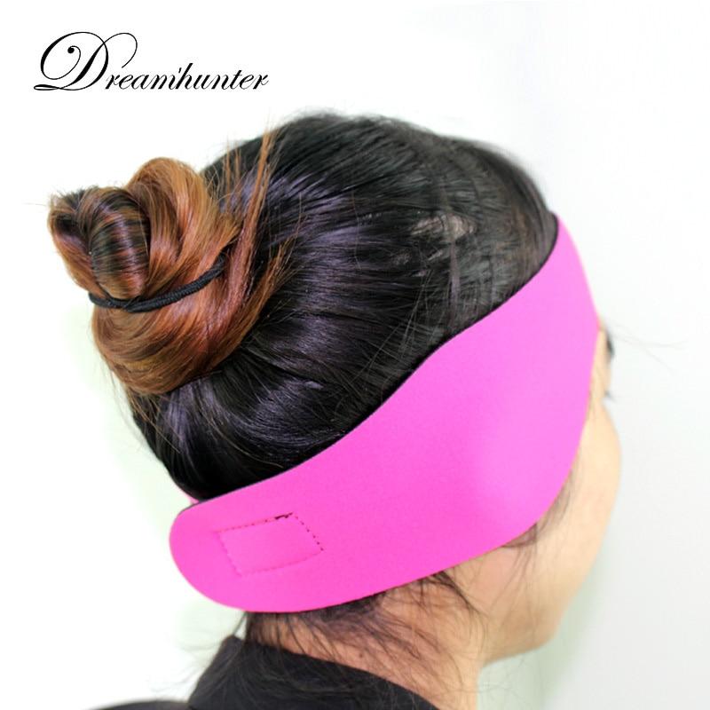Yoga sports cartoon Sport Sweat Sweatband Gym Stretch headband Children adult swimming waterproof ear protection Hair headwear
