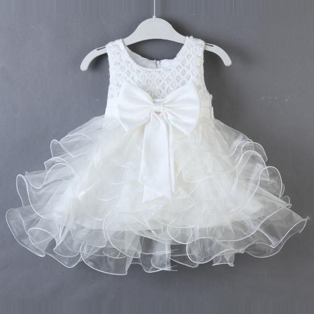 Ventas calientes Del Envío Libre Nuevo Bebé de La Manera Faldas Cuatro Colores Sólidos Princesa Bola GownSkirt Con Arco Americano falda para las niñas