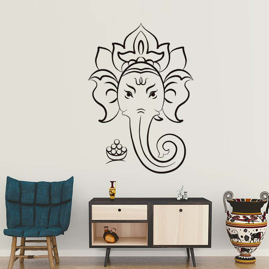 Living Room Home Decoration Wall Decals ...
